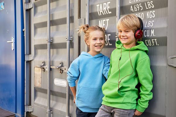 Angesagte Mode für Kinder