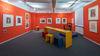 Blick in den jungen Kunstraum