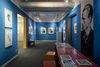 Blick in den jungen kunstraum mit Werken von Otto Dix
