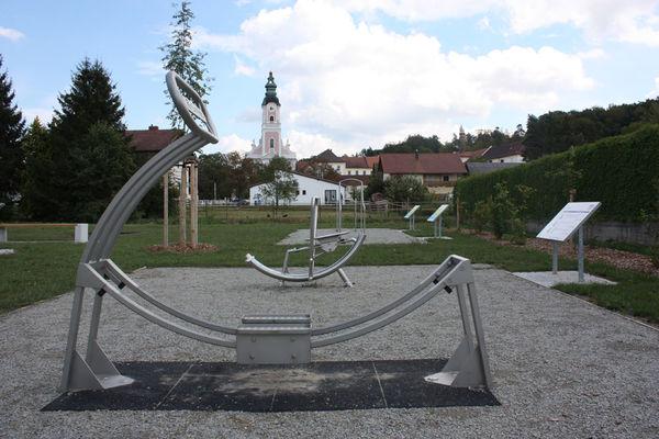Bewegungsparcours Aldersbach
