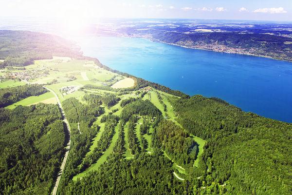 Golfplatz Konstanz in Langenrain