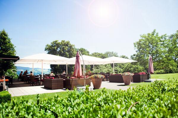 Golfclub in Langenrain-Terrasse
