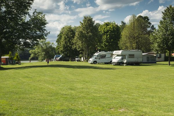 Campingplatz, Foto: Steffen Lehmann, TMB