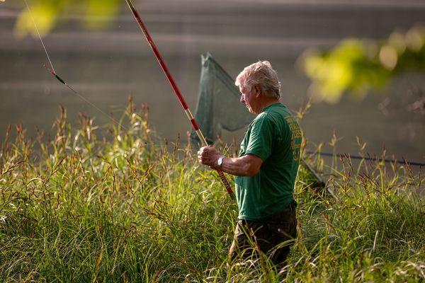 Angler im Seenland Oder-Spree, Foto: Seenland Oder-Spree e.V./ Florian Läufer