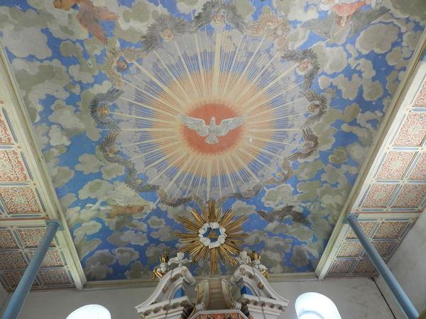 Kloster Altfriedland - Klosterkirche