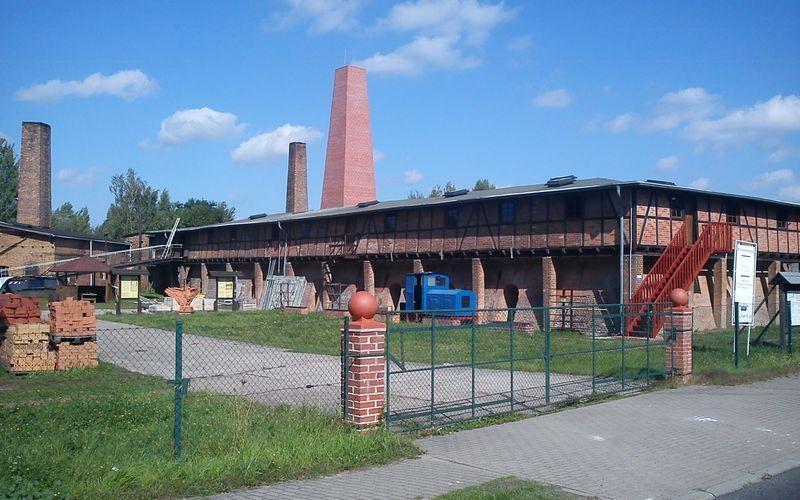 Historischer Ringofen Ziegelei Altglietzen