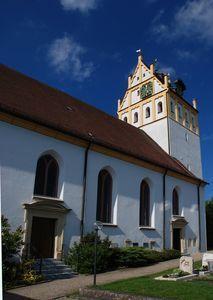 Marienkirche in Altheim (Alb)