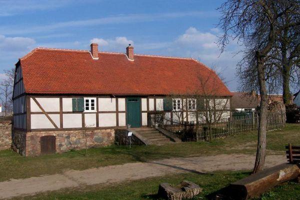 Museum Altranft - Wohnhaus auf dem Berg-Schmidt-Hof