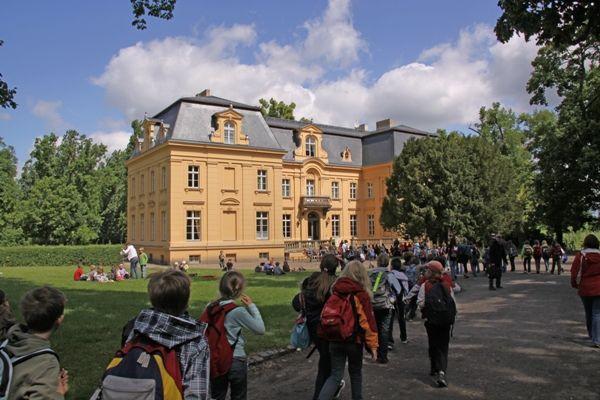 Schloss Altranft, Foto: Michael Schön