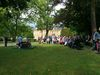 Veranstaltung im Schlosspark Altranft, Foto: Stefan Schick