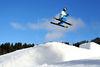 Der Snowpark lässt jedes Freestylerherz höher schlagen