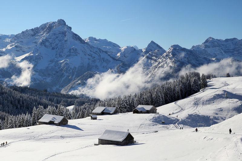 Vorder Höhi - Winterwanderung