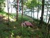 Schattiges Plätzchen beim Aussichtspunkt Girengärtli