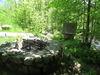 Auch ein Grill steht an der Feuerstelle Rombach zur Verfügung