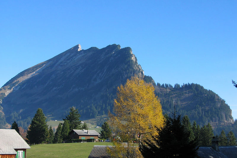 Leistchamm – der Berg für anspruchsvolle Wanderer