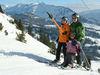 Vom Skilift Bärenfall auf zur nächsten Abfahrt