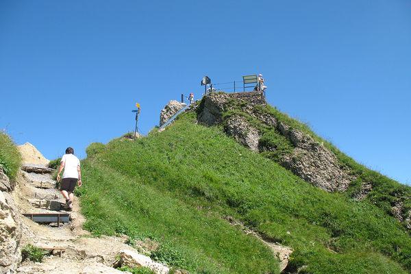 Klettersteig Speer : Speer u könig der voralpen amden weesen