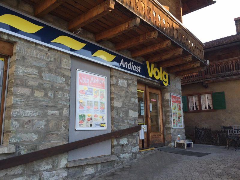Volg Andiast - Lebensmittelgeschäft