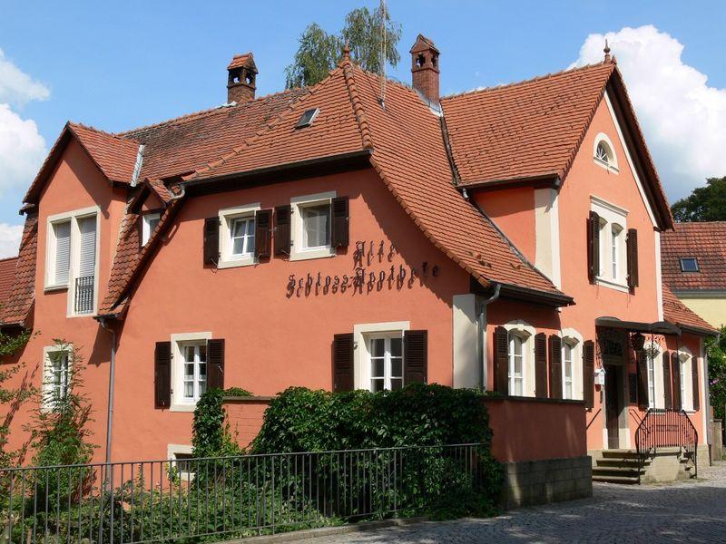 Alte Schloss Apotheke