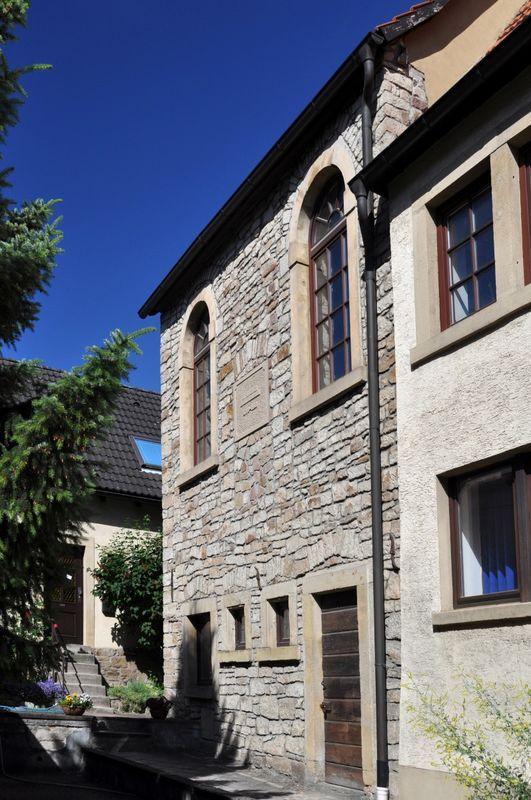 Alte Synagoge Eichtersheim
