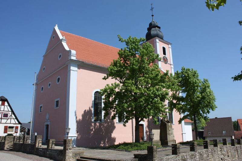 Ev. Kirche Michelfeld