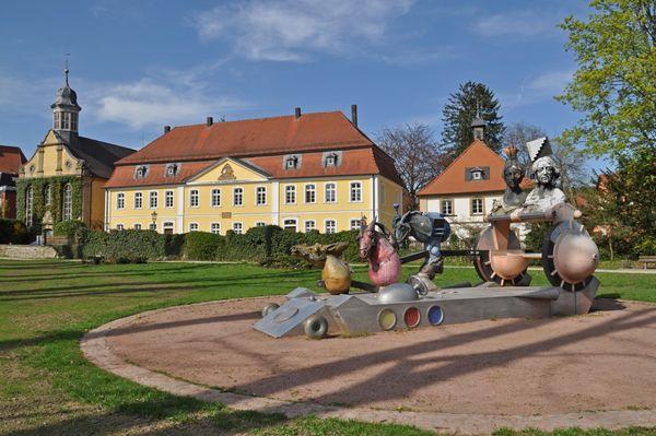 Friedrich-Hecker-Haus/ Platz Angelbachtal