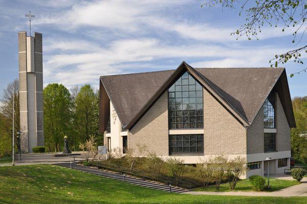Katholische Kirche Angelbachtal