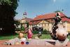Schlosspark Kunstwerk
