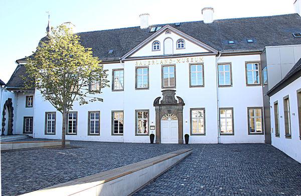 Sauerland-Museum Vorderansicht