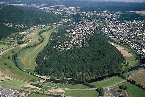 Luftaufnahme Arnsberg