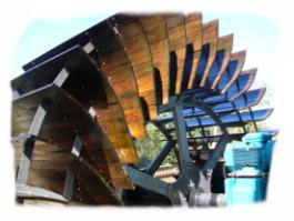 Wasserraad im LBV-Zentrum Mensch und Natur in Arnschwang