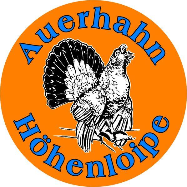 Logo der Auerhahn-Höhenloipe