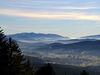 Herrlicher Blick übers Zellertal von der Aussichtsplattform SKYWALK im Bayerischen Wald