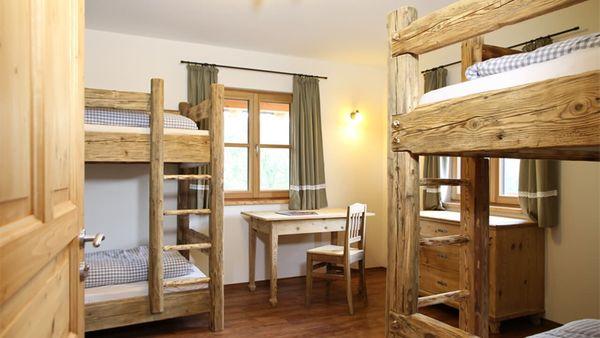 Die Zimmer in der Hoamat in Arrach