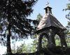 Kapelle auf dem Mittagstein am Kaitersberg-Bergkamm