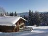 Wintertraum an der Riedelsteinloipe bei Arrach im Naturpark Oberer Bayerischer Wald