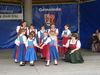 Kindertanz mit dem Trachtenverein dRiedlstoana-Arrach