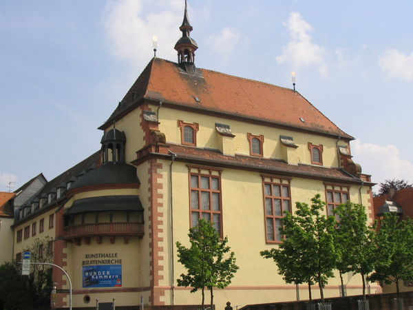 Kunsthalle Jesuitenkirche