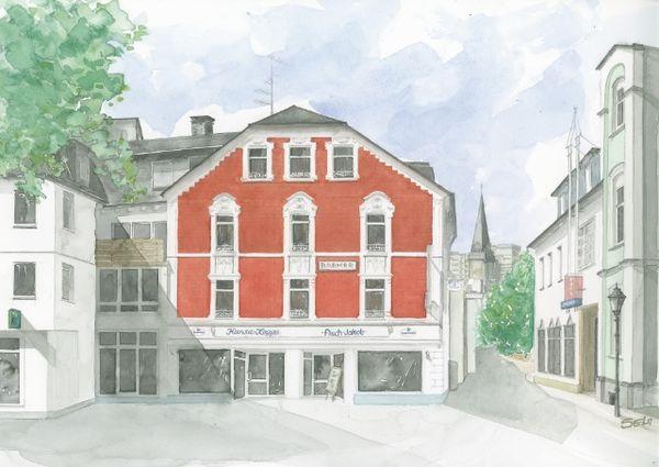 Fischrestaurant Hansekogge