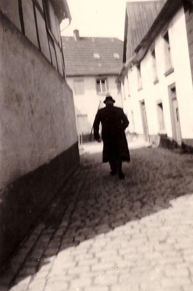 Die Bleichergasse vor 1945