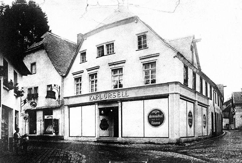 Das Kaufhaus Ursell