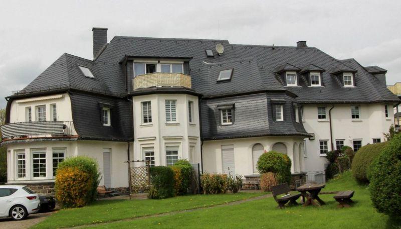 Die Villa Zion heute