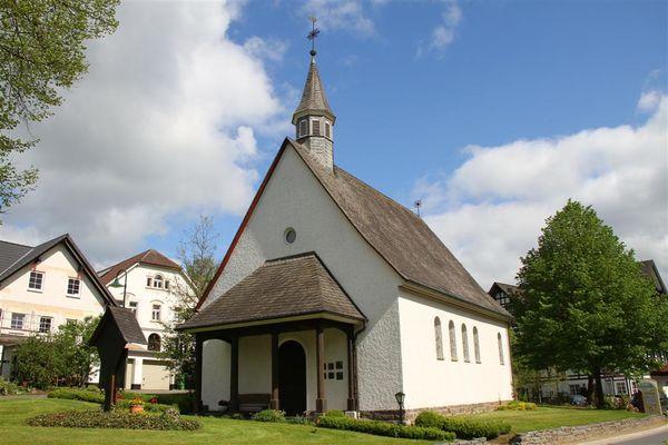 Die Kapelle St. Sebastianus Niederhelden