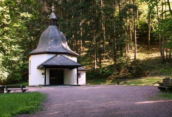 Die Kapelle Waldenburg