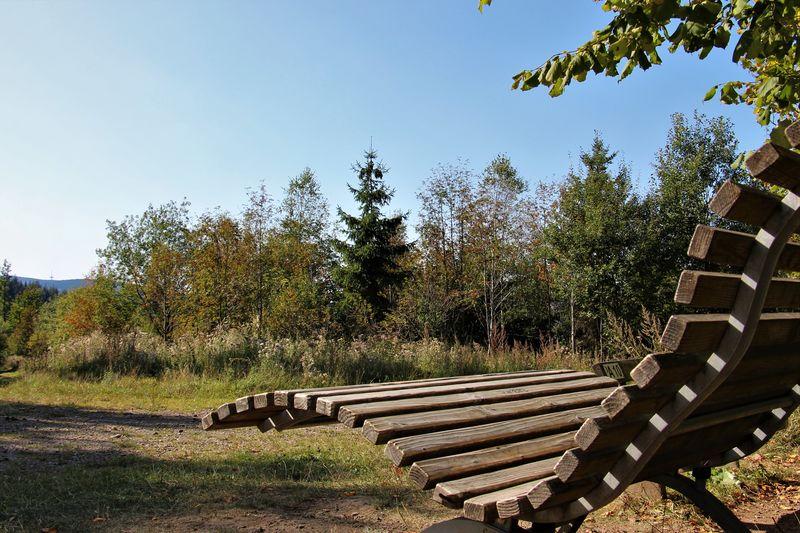 Herrlich entspannen, die Natur genießen