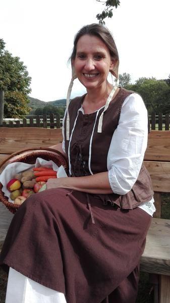 Die Marktfrau Hulda