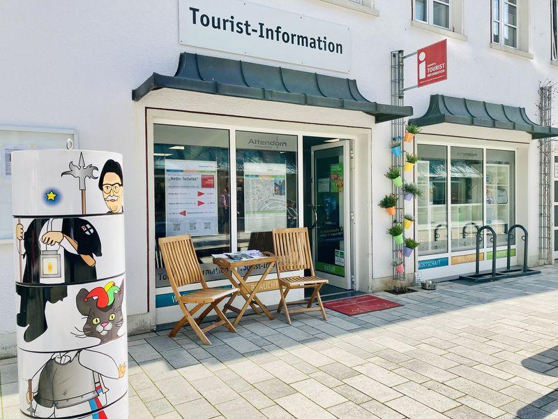Tourist-Information Attendorn