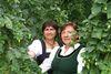 Hopfenbotschafterinnen Maria Dengler und Elisabeth Geigenberger