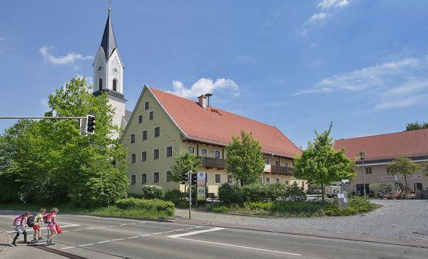 Dorfplatz in Attenkirchen