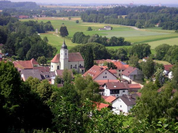 Auerbach im Bayerischen Wald